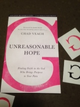 Unreasonable Hope Cover