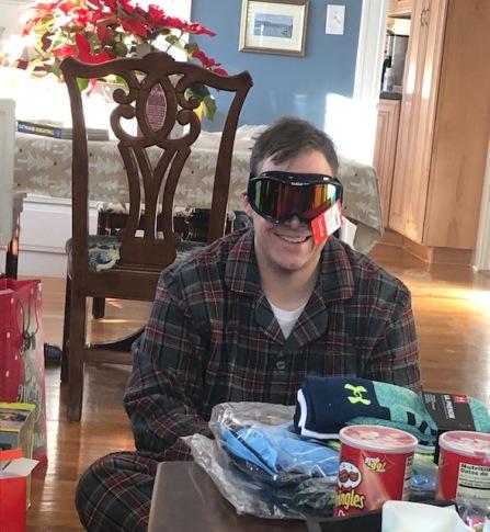 Steve goggles